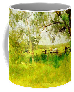 The Paddock Coffee Mug