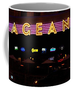 The Pageant Re-edited Coffee Mug by Kelly Awad