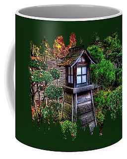 The Pagoda  Coffee Mug