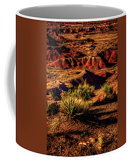 The Painted Desert From Kachina Point Coffee Mug