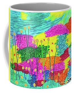 The Painted Desert Redux Coffee Mug