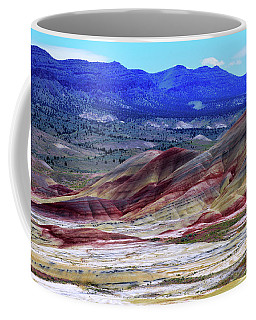 The Painted Hills Oregon Coffee Mug