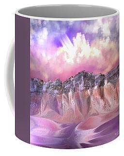 The Painted Sand Rocks Coffee Mug