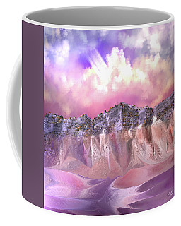 The Painted Sand Rocks Coffee Mug