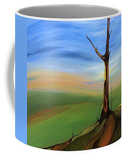 The Painted Sky Coffee Mug by Pat Purdy