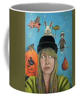 The Painting Maniac Coffee Mug