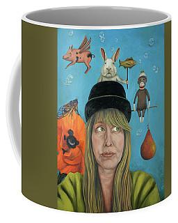 The Painting Maniac Coffee Mug