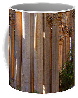 The Palace Columns Coffee Mug