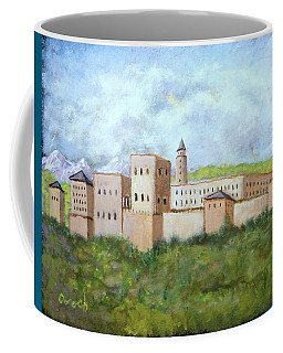 The Palace Coffee Mug