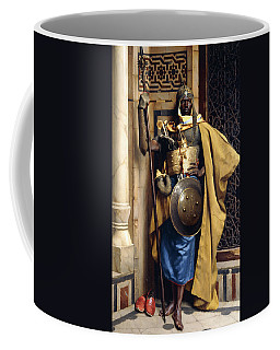 The Palace Guard Coffee Mug