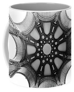 The Palace Of Fine Arts Dome Coffee Mug