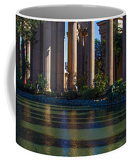 The Palace Pond Coffee Mug