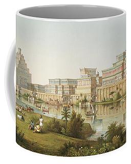 The Palaces Of Nimrud  Kalhu Coffee Mug