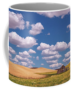 Coffee Mug featuring the photograph The Palouse by Sharon Seaward