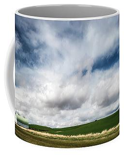 The Palouse Stripe Coffee Mug