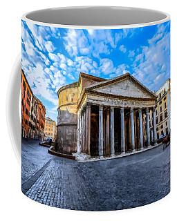 The Pantheon Rome Coffee Mug