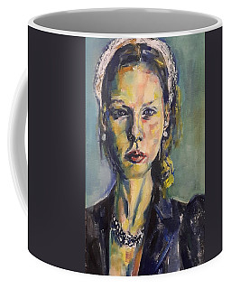 The Paper Lace Crown Queen Coffee Mug