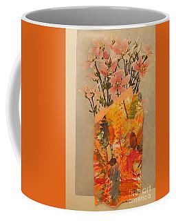 The Paper Vase Coffee Mug