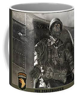 The Paratrooper Coffee Mug