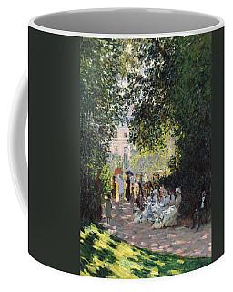The Parc Monceau Coffee Mug