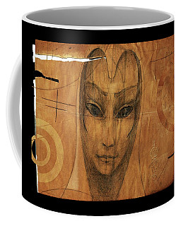 The Parchment Enigma Coffee Mug