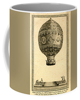 The Paris Ascent 2 Coffee Mug