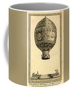 The Paris Ascent 2 Coffee Mug
