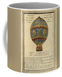The Paris Ascent Coffee Mug