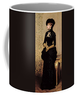 The Parisian Coffee Mug