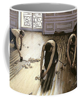The Parquet Planers Coffee Mug