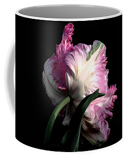 The Parrot Tulip Queen Of Spring Coffee Mug
