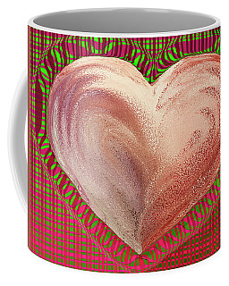The Passionate Heart Coffee Mug
