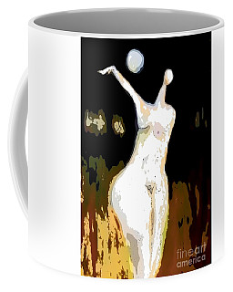 The Past Is The Past Coffee Mug