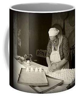 The Pastry Maker, Sardinia Coffee Mug