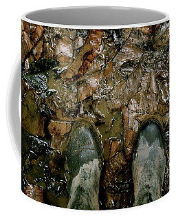 The Path Into The Amazon Coffee Mug