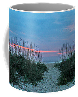 Coffee Mug featuring the photograph The Path by LeeAnn Kendall