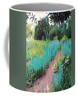 The Path Less Traveled Coffee Mug