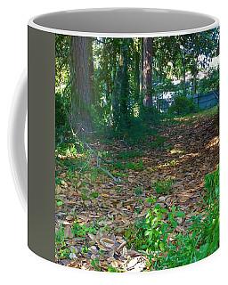 The Path Less Travelled Coffee Mug