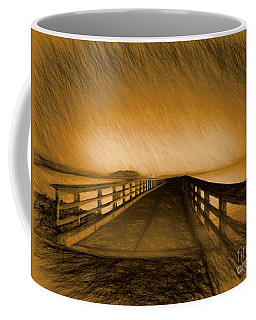 The Path Lights The Way Coffee Mug