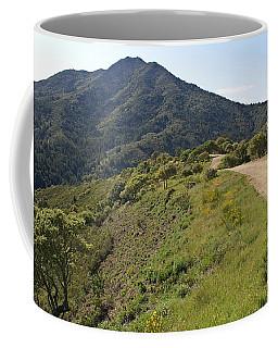 The Path To Tamalpais Coffee Mug