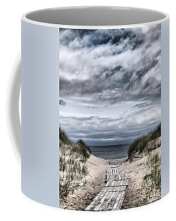 The Path To The Beach Coffee Mug