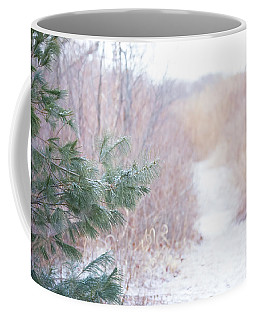 The Path Untraveled  Coffee Mug