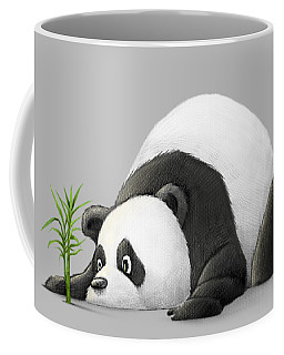 The Patient Panda Coffee Mug