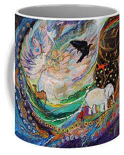 The Patriarchs Series - Ark Of Noah Coffee Mug