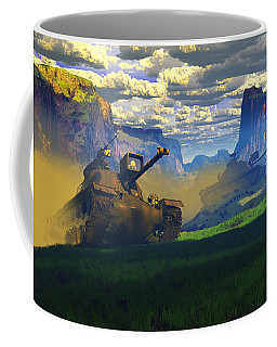 The Patton Effect Coffee Mug