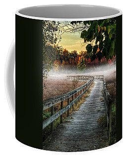The Peaceful Path Coffee Mug