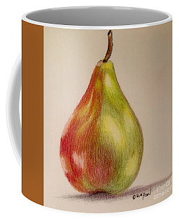 The Pear Coffee Mug