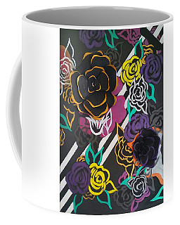 The Petals Of Prosperity Coffee Mug
