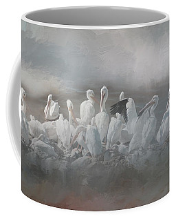 The Pelican Medley Coffee Mug