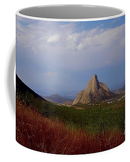 The Pena De Bernal Coffee Mug